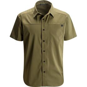 Black Diamond M's Stretch Operator S/S Shirt Burnt Olive